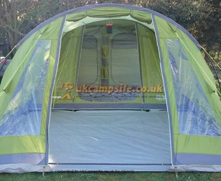 Vango Icarus 500 Tent Reviews And Details
