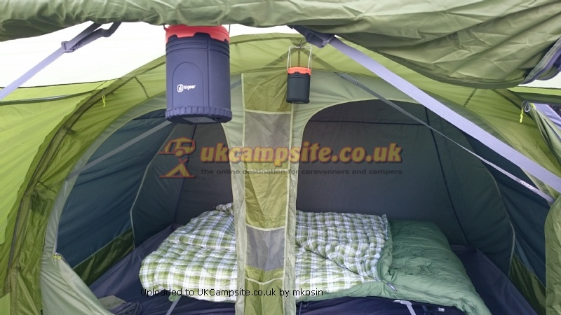 If ... & Vango Icarus 500 Tent Reviews and Details