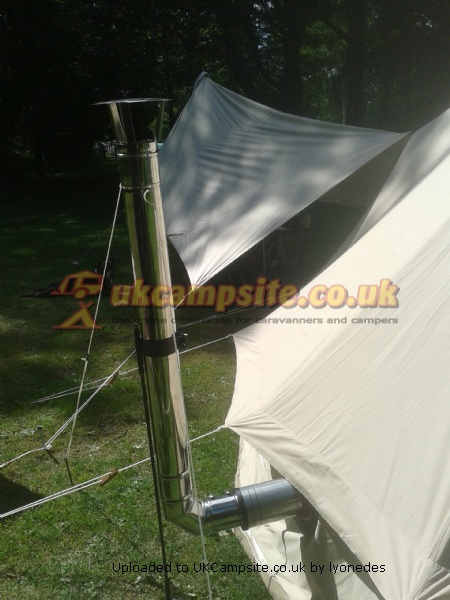 If ... & Karma Canvas 4 metre ZIG Bell Tent Reviews and Details
