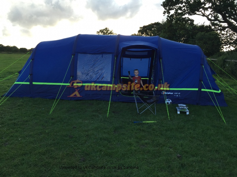If ... & Berghaus Air 8 Tent Reviews and Details