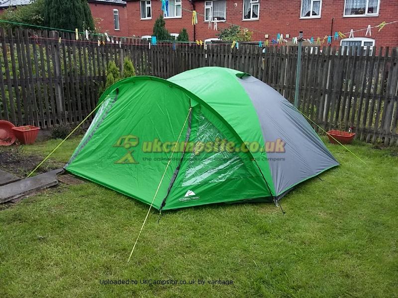 Asda Ozark Trail 4 Tent Reviews and Details