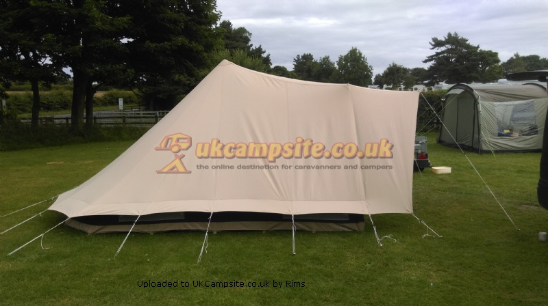 If ... & Hypercamp Alaska Tent Reviews and Details