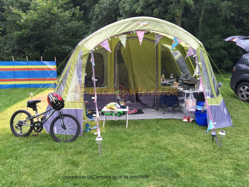Vango Inspire 600 Airbeam Tent Reviews and Details