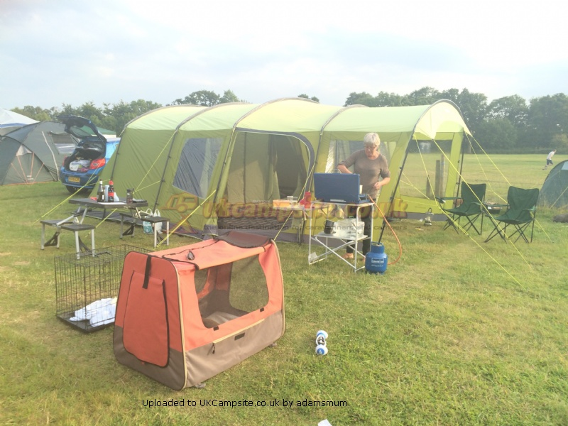 Member Uploaded Images - click to enlarge & Vango Nadina 600 Tent Reviews and Details