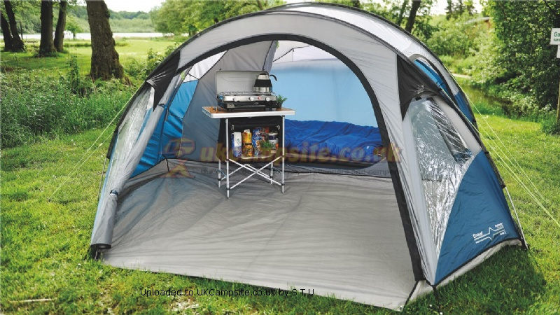 If ... & Outwell Earth 5 Tent Reviews and Details