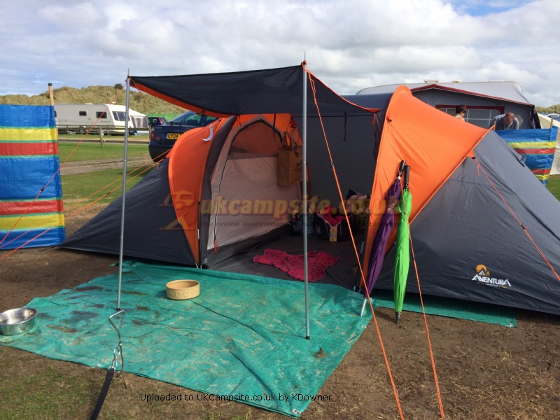 If ... & Halfords Aventura 4 Man Tunnel Tent Reviews and Details