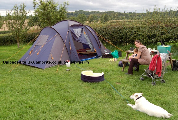 If ... & Peakland Hartington Tent Reviews and Details