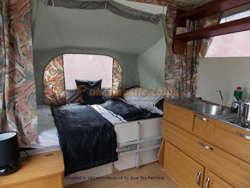 Pennine Aztec Trailer Tent Reviews And Details