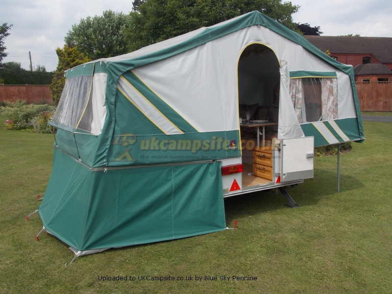 If ... & Pennine Aztec Trailer Tent Reviews and Details
