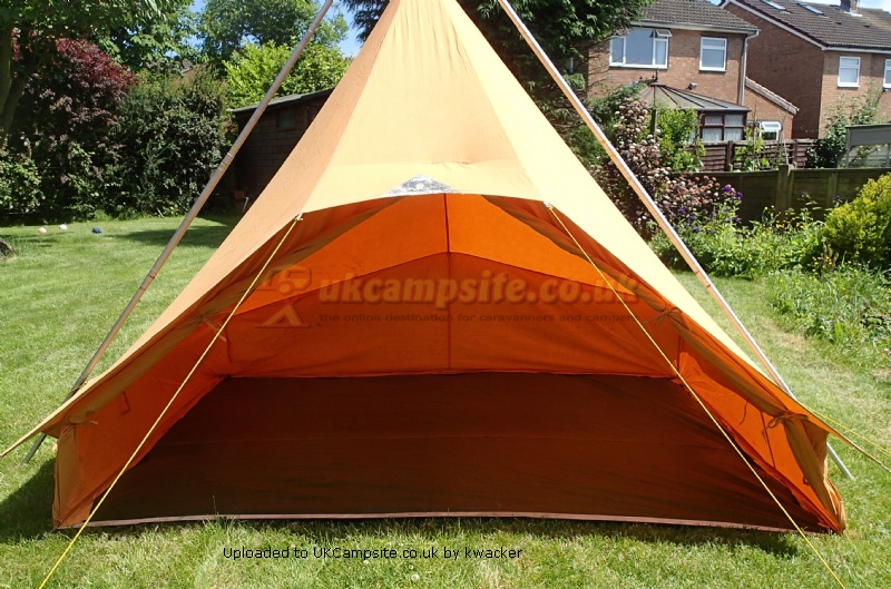 If ... & Blacks Good Companion Standard Tent Reviews and Details Page 2