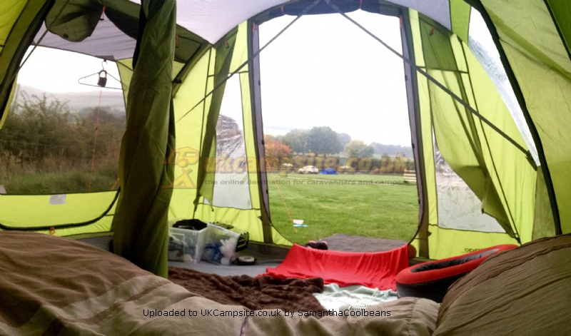 Vango DaVinci 500 Tent Reviews And Details