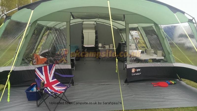 If ... & Hi Gear Corado 8 Tent Reviews and Details