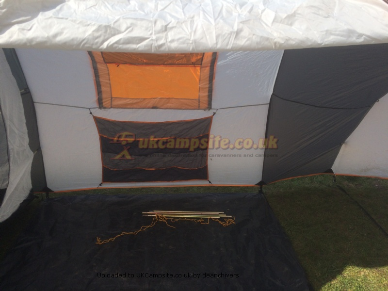 If ... & Rage Bergen 6 Tent Reviews and Details
