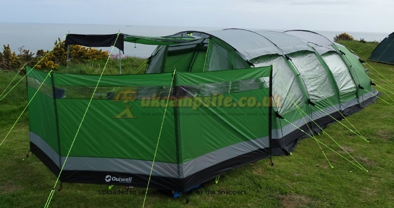 Outwell Nevada MP & XLP Front Awning Tent Extension ...