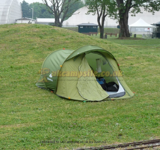 If ... & Quechua 2 Seconds II Tent Reviews and Details