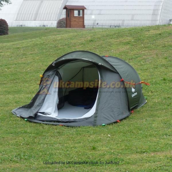 Quechua 2 Seconds II Tent Reviews and Details