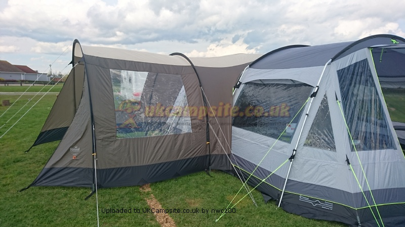 Outwell Alabama 7p Tent Reviews And Details