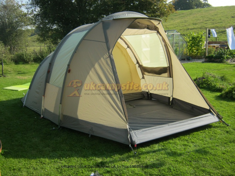 If ... & Vaude Opera Tent Reviews and Details