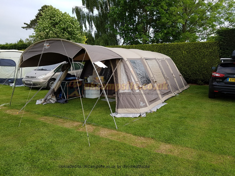 Vango Rhapsody 800 Xl Airbeam Tent Reviews And Details