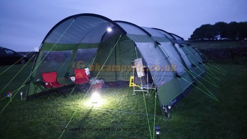 Outwell Palm Coast 6 Tent Reviews And Details