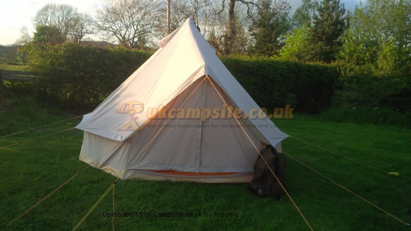 Member Uploaded Images - click to enlarge & SoulPad 3000-ultralite Tent Reviews and Details
