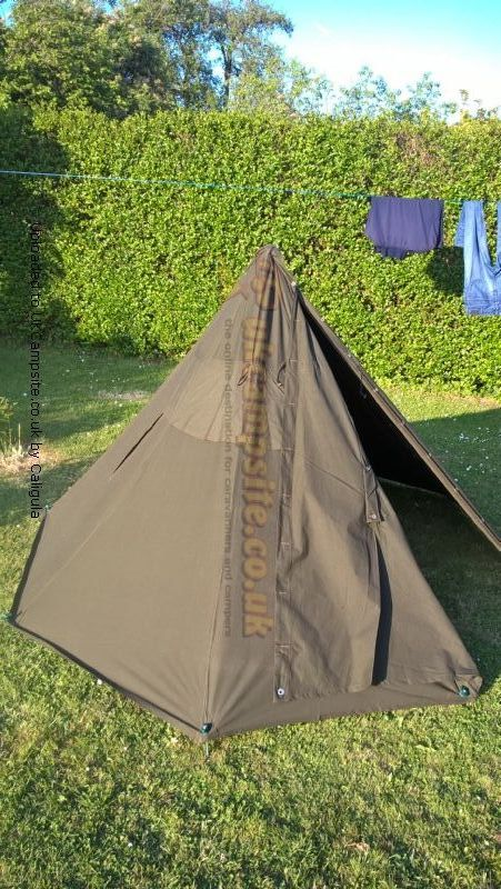 the best attitude 1eb98 0bd1a Polish Army Lavvu Teepee Tent Reviews and Details
