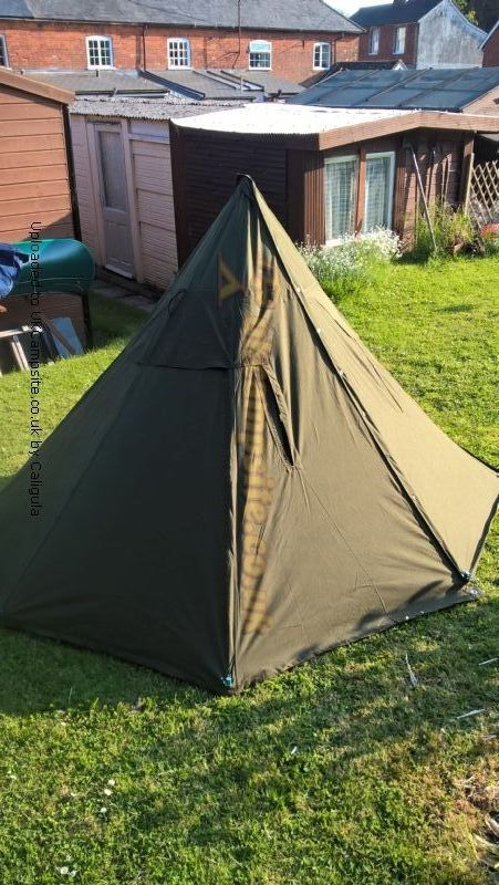 Polish Army Lavvu Teepee Tent Reviews and Details