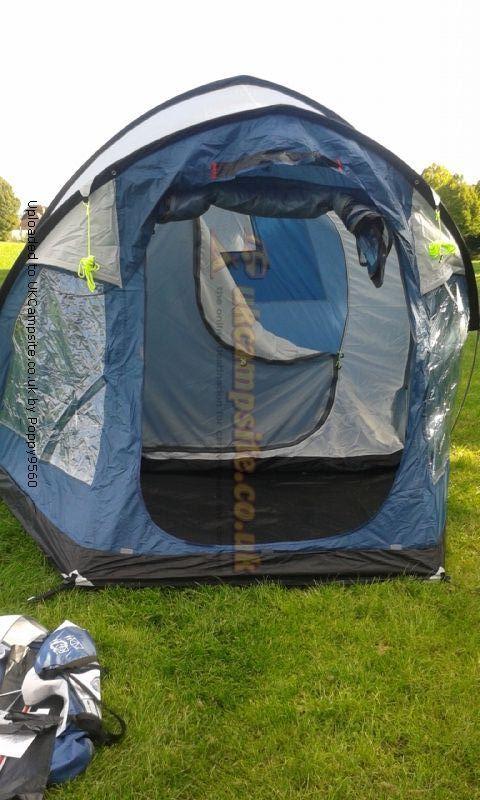 If ...  sc 1 st  UK C&site & Pro Action/Argos Regatta Premium 2 Man Tent Reviews and Details