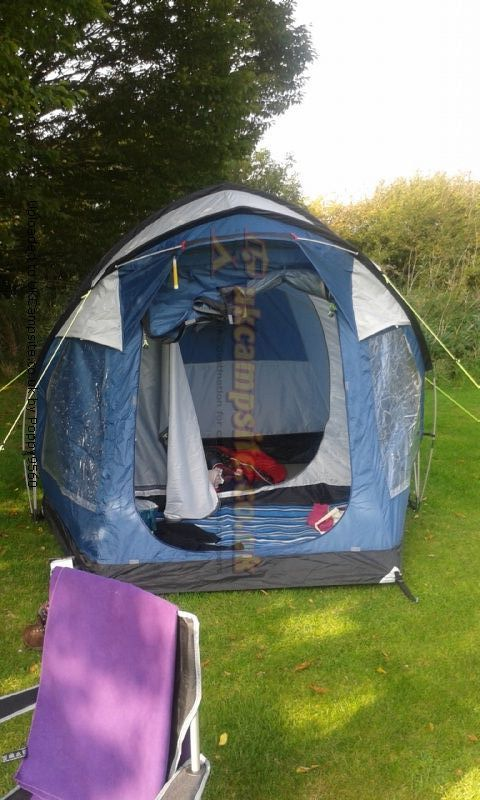 Member Uploaded Images - click to enlarge & Pro Action/Argos Regatta Premium 2 Man Tent Reviews and Details
