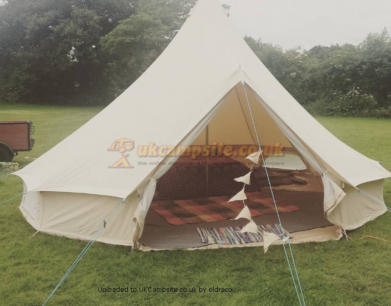 Member Uploaded Images - click to enlarge & Bell Tent 5m Ultimate Tent Reviews and Details