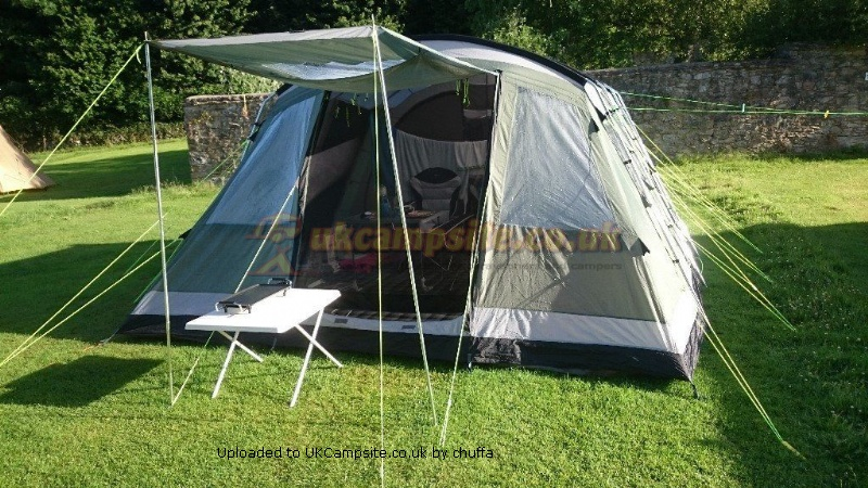 If ... & Outwell Montana 6P Tent Reviews and Details Page 20