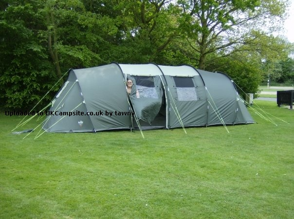 If ... & Royal Vegas 8 Select Tent Reviews and Details