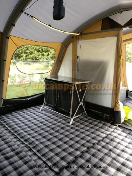 Kampa Studland 8 Air Classic Tent Reviews And Details