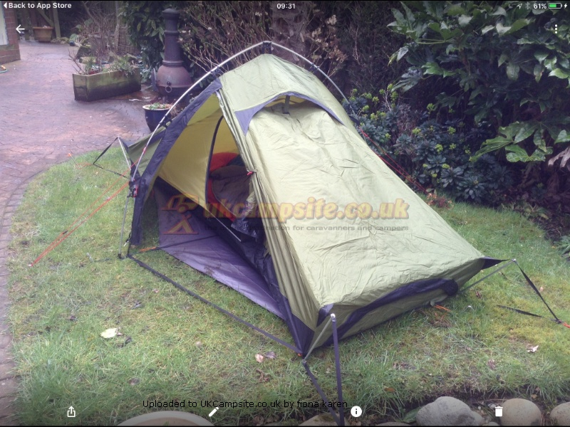 If ... & Robens Starlight 1 Tent Reviews and Details