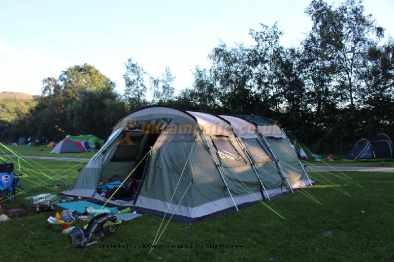 outwell montana 6 man tent 2014
