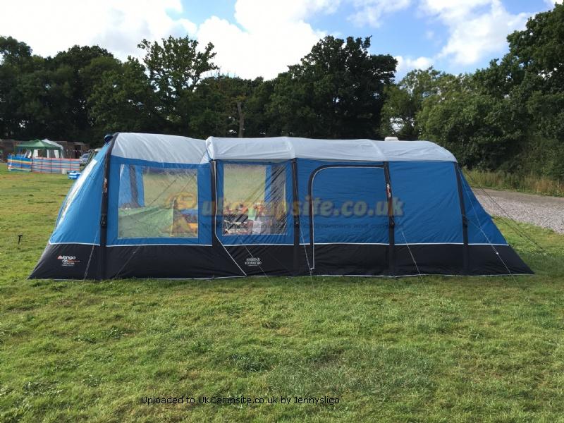 Vango Edoras 500 Airbeam Tent Reviews And Details