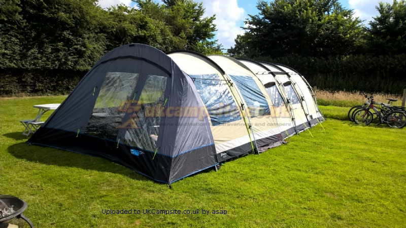 If ... & Outwell Bear Lake 6 Tent Reviews and Details Page 6