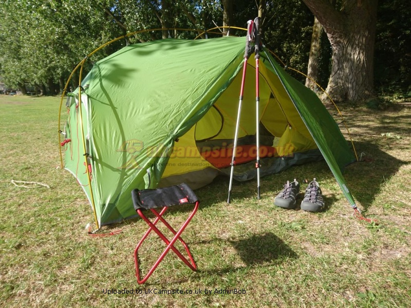 If ... & Robens Merlin Tent Reviews and Details