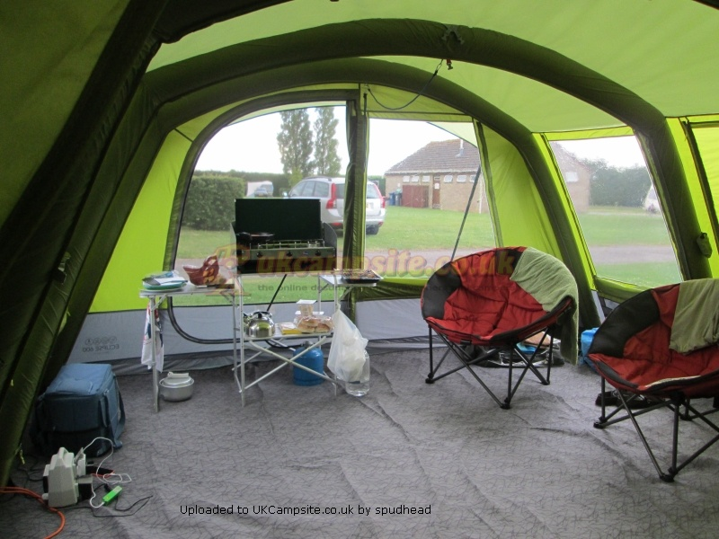 Vango Eclipse 600 Airbeam Tent Reviews And Details Page 2
