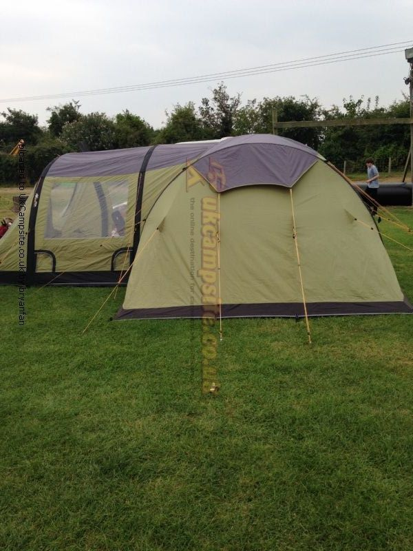 Vango Infinity 800 Airbeam Tent Reviews And Details Page 2