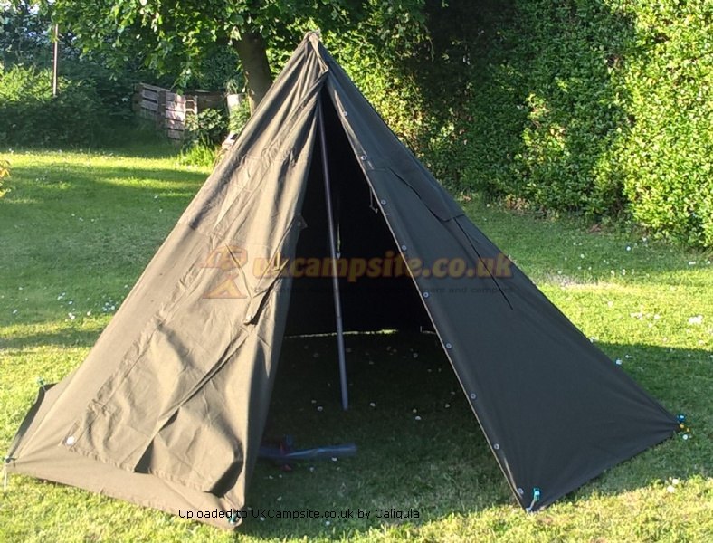 If ... & Polish Army Lavvu Teepee Tent Reviews and Details