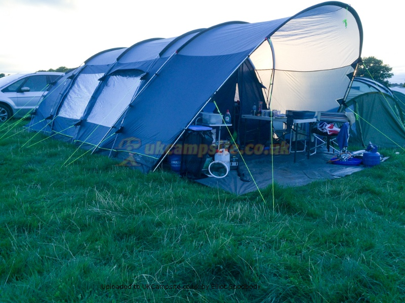 outwell denver 6 tent reviews and details