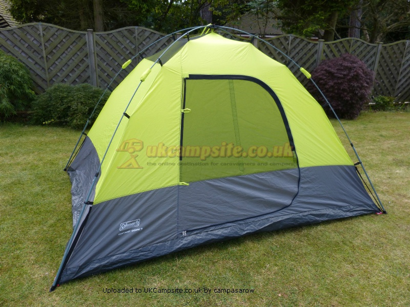 If ... & Coleman Instant 5 Dome Tent Reviews and Details