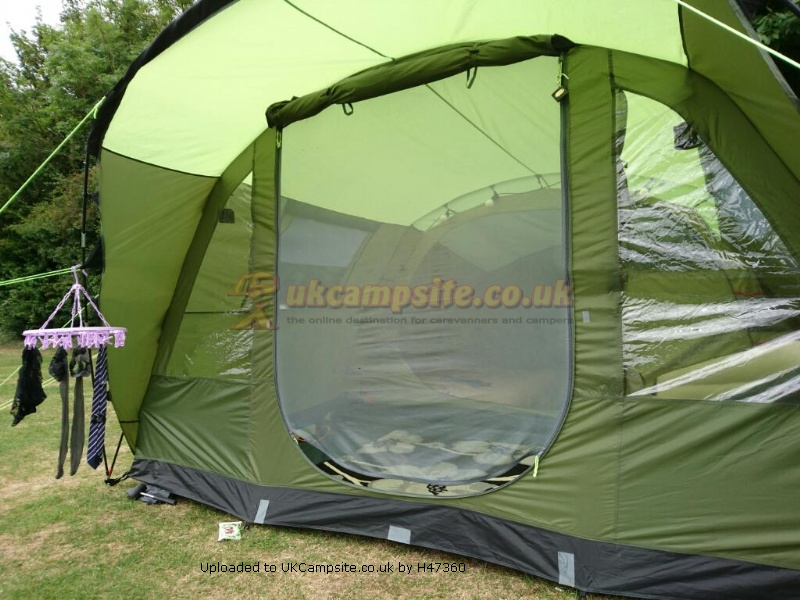 Member Uploaded Images - click to enlarge & Halfords Urban Escape Atago 5 Tent Reviews and Details