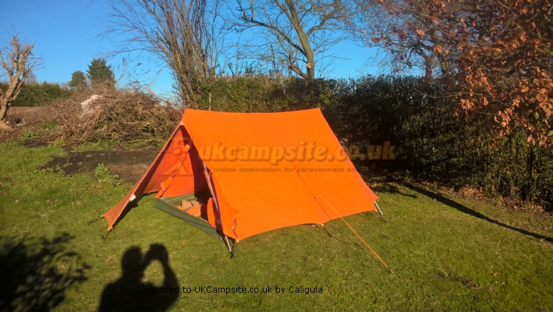 If ... & Force Ten Classic Standard Mk4 Tent Reviews and Details