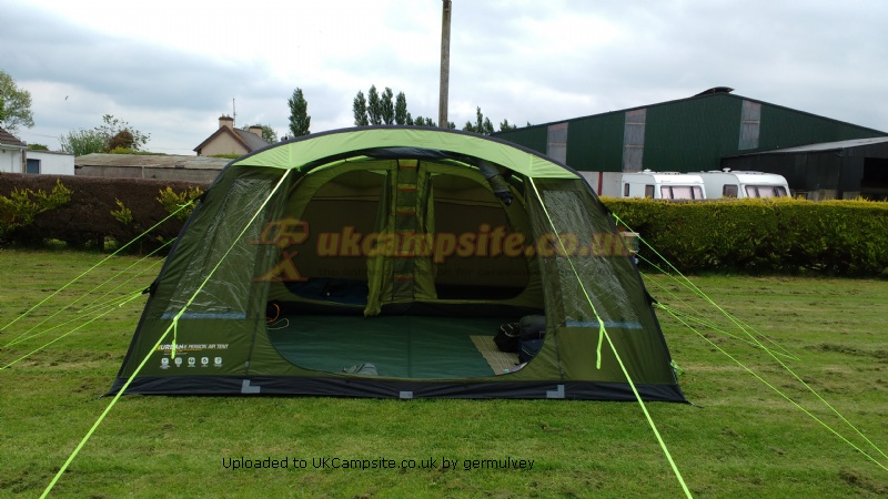 If ... & Halfords Urban Escape 6 Man Inflatable Tent Reviews and Details