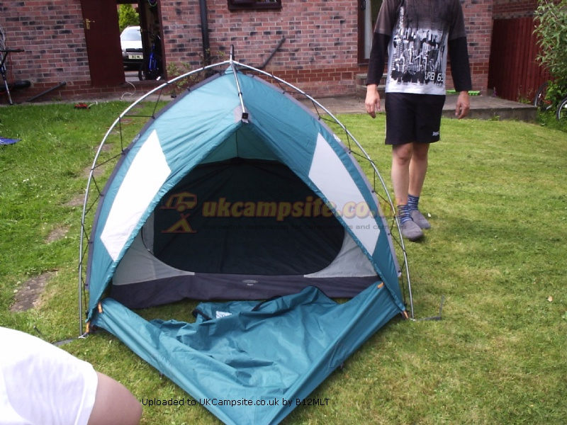 If ... & Vaude Hogan Tent Reviews and Details