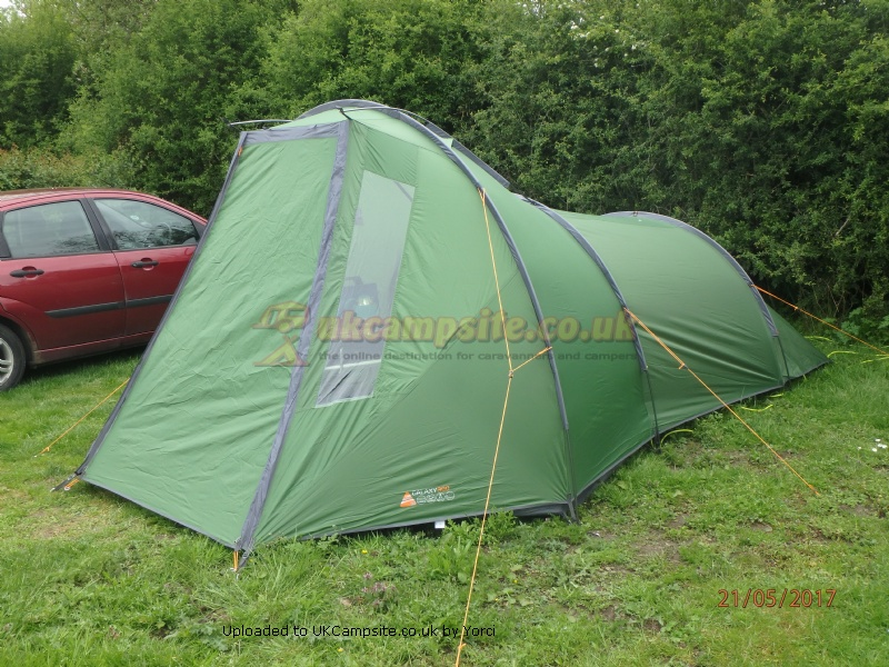 If ... & Vango Galaxy 300 Tent Reviews and Details