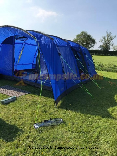 If ... & Eurohike Hampton 6 Tent Reviews and Details