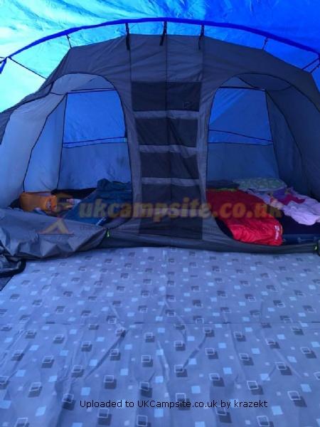 Eurohike Hampton 6 Tent Reviews And Details
